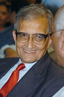Autores: Amartya Sen (1933-2021)