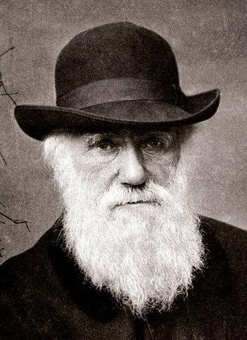 CHARLES DARWIN: H 2.0