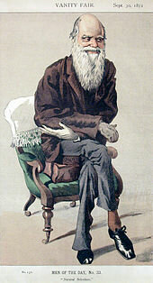 Charles Darwin passes away