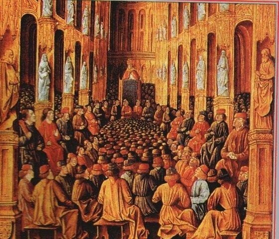 IL CRISTIANESIMO DIVENTA RELIGIONE UFFICIALE DELL'IMPERO