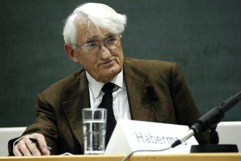 (Habermas, 2003, resolución de problemas