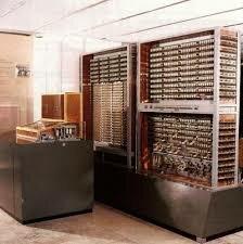 invención de la computadora digital