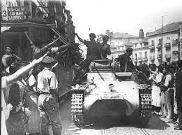 Termina la ofensiva sublevada sobre Asturias