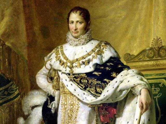 Napoleón derrota a los Borbones y nombra a su hermano José I rey de España.