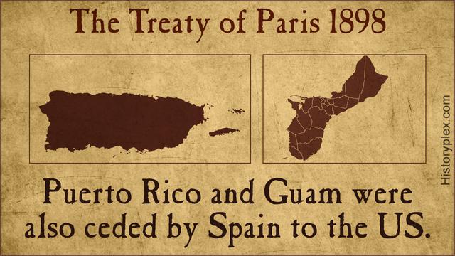 Treaty of Paris Is Signed