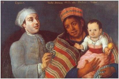 Hispano indígena