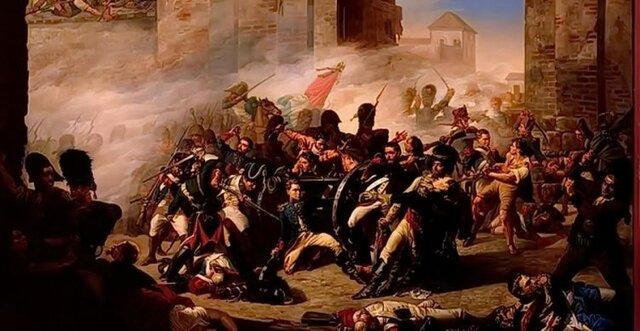 El ejercito realista comandado por Félix María Calleja vence a los insurgentes comandados por Hidalgo y Allende.