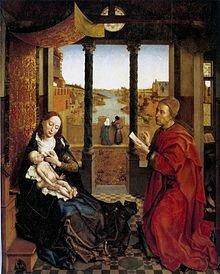 Libro rojo del Gremio de San Lucas