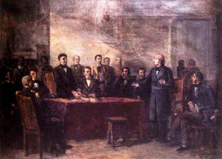 Es convocado el Congreso de Chilpancingo por José María Morelos y Pavón.