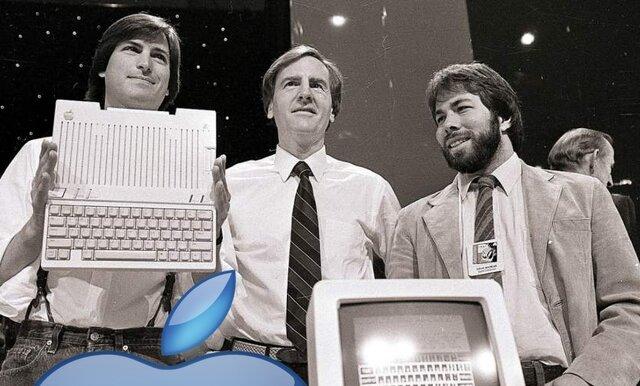Exito de Apple