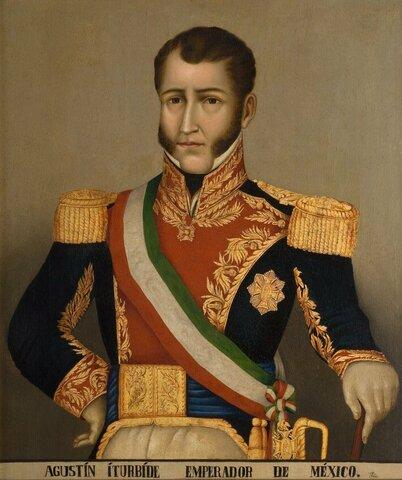 Juan  O'Donojú: Es nombrado desde Madrid, jefe político de la Nueva España, sería el ultimo.