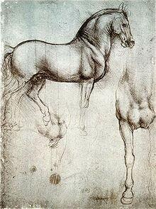 caballo de Leonardo