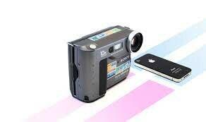 cámara con video