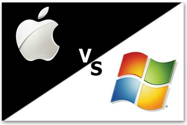 Conflictos Microsoft y Apple