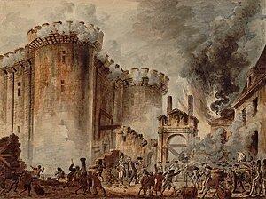 Sturm der Bastillie