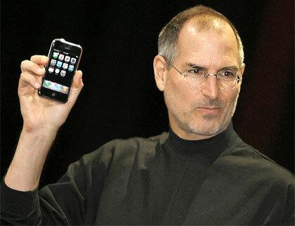 Creación de Iphone