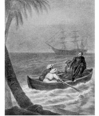 Iturbide abdica y sale desterrado a Italia.
