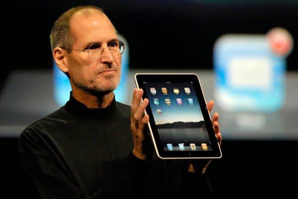 Creacion iPad