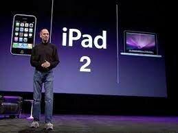 Lanzamiento iPad 2