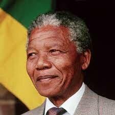 Nelson Mandela( 1918-2013)