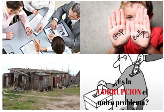 Problemáticas sociales, económicas y políticas mas relevantes del periodo en general