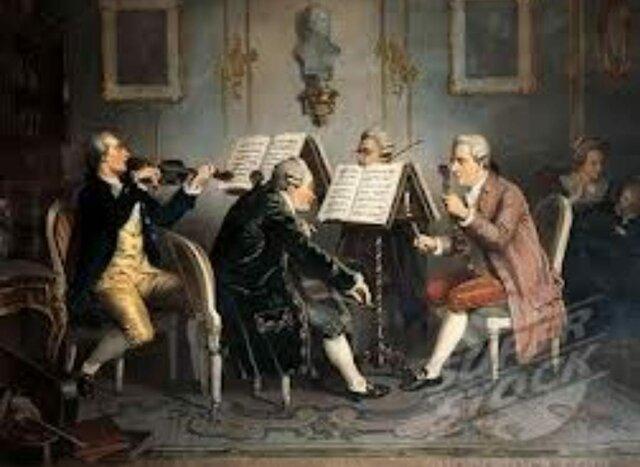 CLASICISMO (1750-1800)