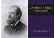 USA. Administración educativa, atribuida a William Harold Payne