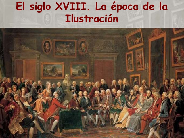 ÉPOCA DE LA ILUSTRACIÓN