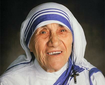La Madre Teresa de Calcuta