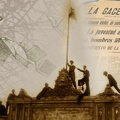 Historia de la universidad argentina timeline