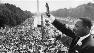 Martin Luther King Jr. Delivers His Famous Speech, 'I Have A Dream'