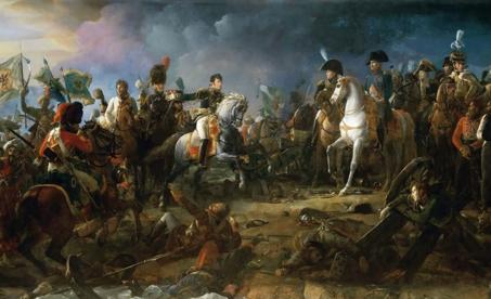 GUERRAS NAPOLEÓNICAS (1803-1815)