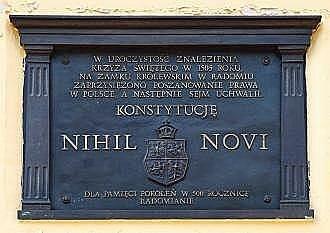Constitución Nuihilnovi