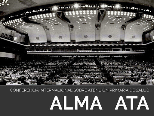 Conferencia internacional de Alma-Ata