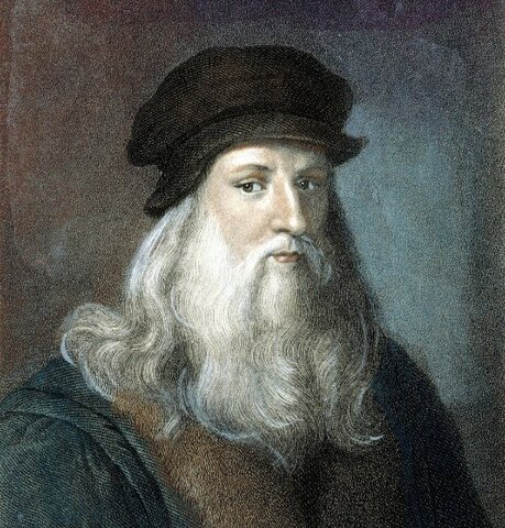 Leonardo Da Vinci (1452- 1519)