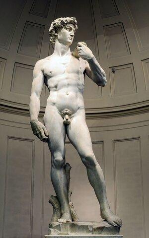 David of Michelangelo
