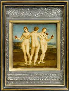 The Three Graces-Raphael