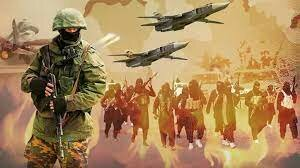 Se proclama la Guerra contra el Terrorismo