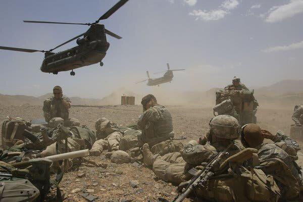 Invasión de Afganistán
