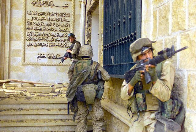 Control de Bagdad