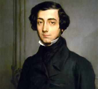 ALEXIS DE TOCQUEVILLE (1805 -1859) personaje del humanismo exótico
