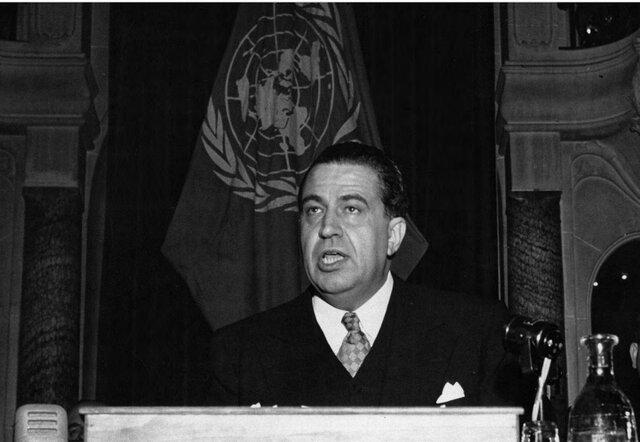 Torres Bodet Nombrado director general de la UNESCO
