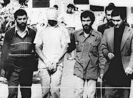 Hostage Situation In Teheran.