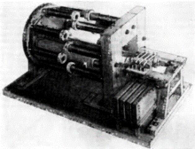 El Motor Eléctrico (1832)