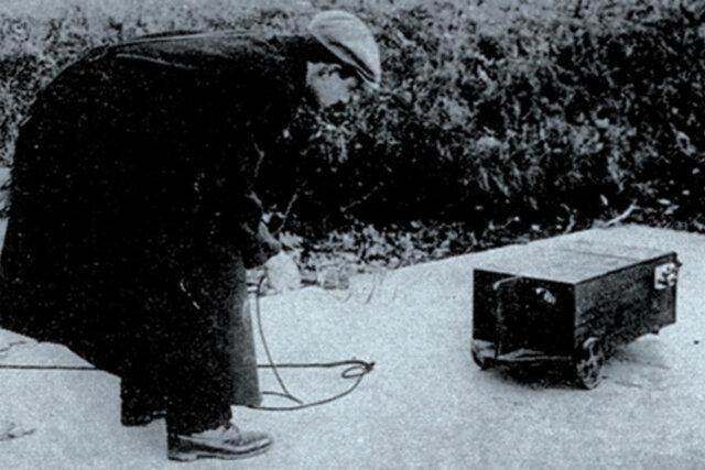Chien électrique de Hammond