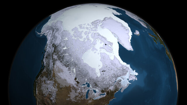 Global glaciation