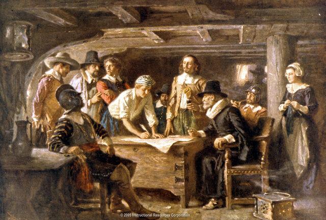 La colonització Britànica a Amèrica del Nord