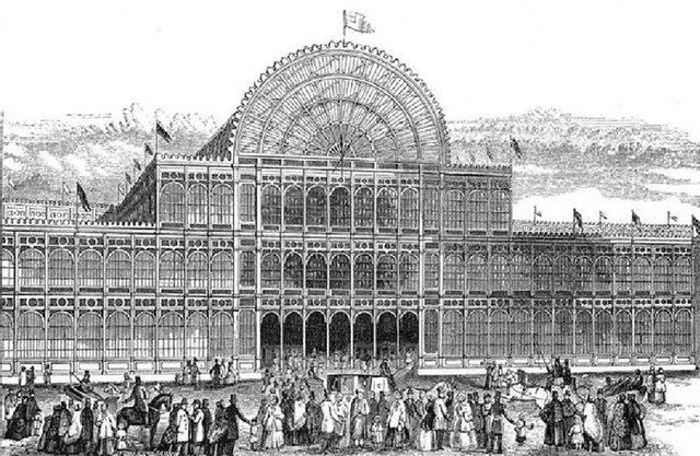 Great Exhibition Londres en el Crystal Palace