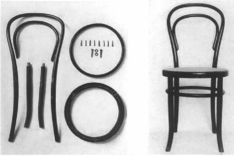 Silla Thonet Nº14