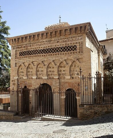 Mezquita de Bab al-Mardum. Toledo. (Cristo de la luz).